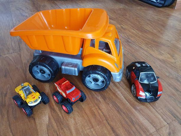 Машинки детские грузовик в идеальном состоянии!