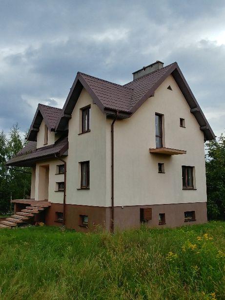 Sprzedam wolnostojący dom piętrowy na działce 1100 m². ul. Graniczna