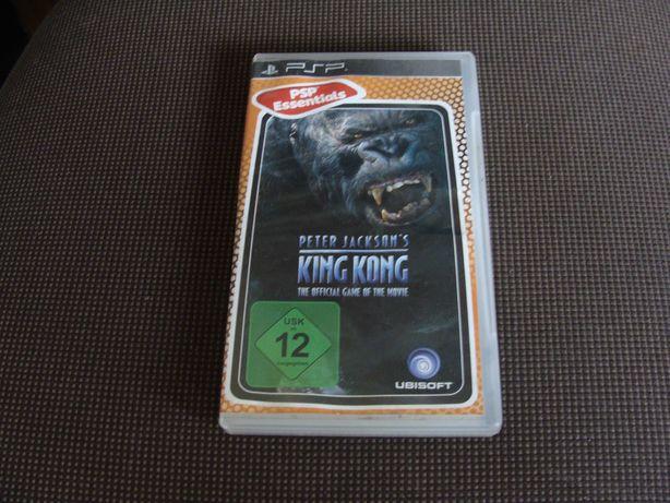 Gra na PSP King Kong
