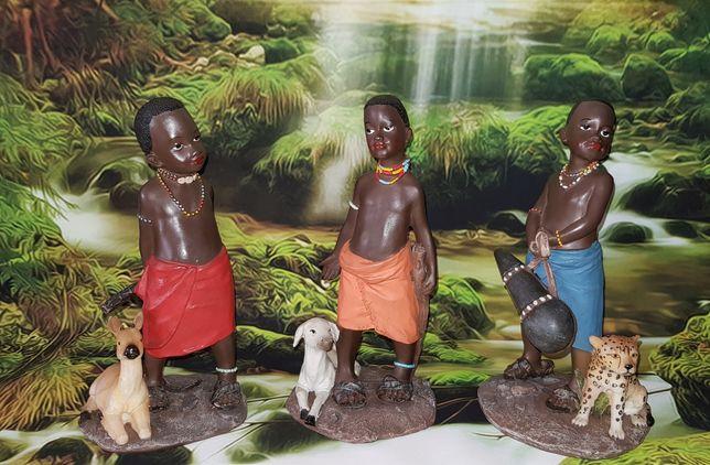 Conjunto de meninos africanos marca Shudehill
