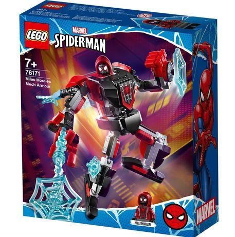 Lego Marvel 76171 Opancerzony mech Milesa Moralesa Wys24