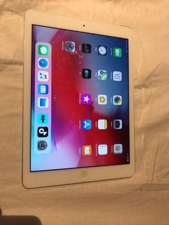 Ipad air 32 gb apple super stan z kartonem i ładowarką tablet