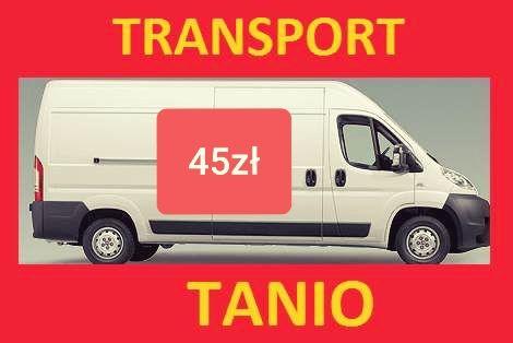 Witaj zamów TANI TRANSPORT PRZEPROWADZKI Pomoc w cenie otearte 7 dni !