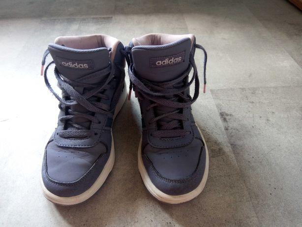 Buty dziewczęce adidas 34
