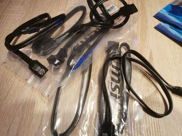 kable SATA nowe 7 sztuk