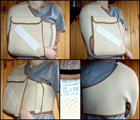 Ортопедический Бандаж Шина плеча для фиксации локтевого сустава L