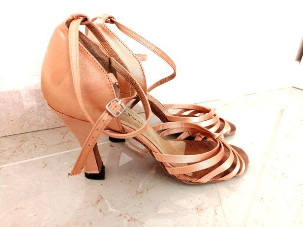 Обувь для танцев Латина разм38