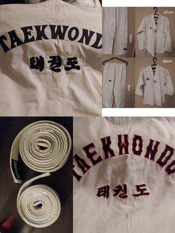 Zestaw do teakwondo