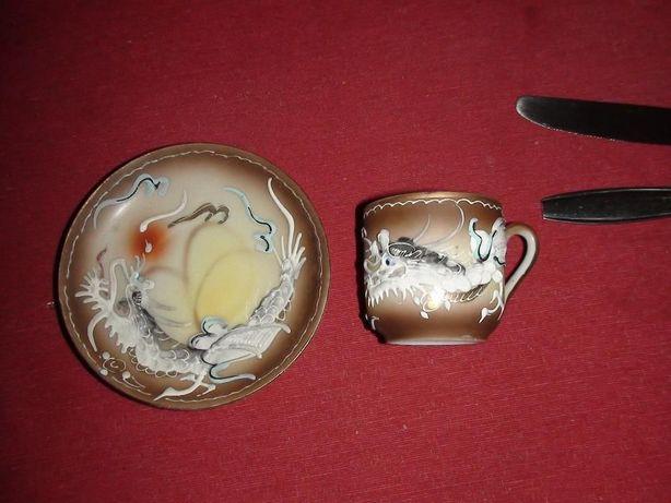 Serviço de Chávenas de café japonesas