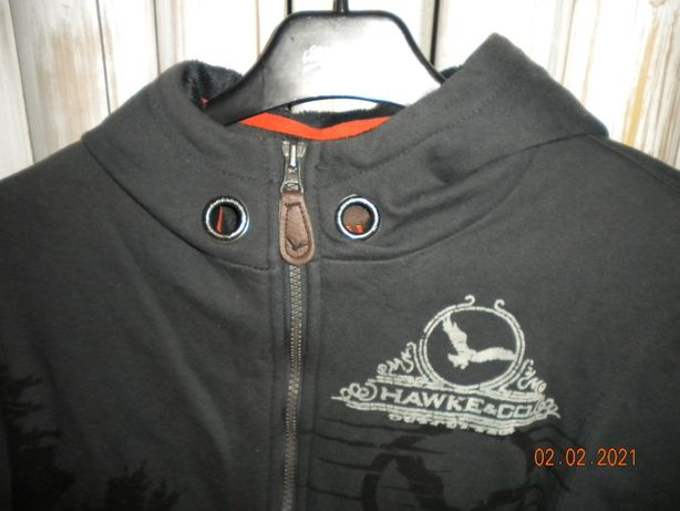 Ciepła bluza Hawke & Co r. 134