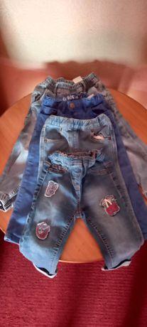 Набор штанишек на девочку рост 86- 92.