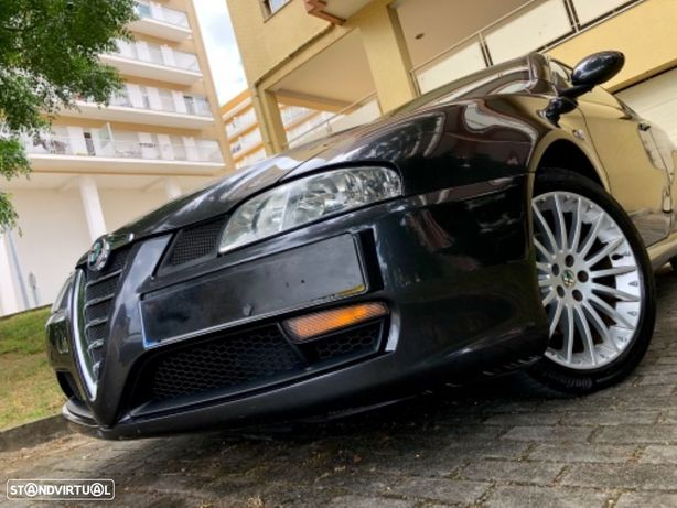 Alfa Romeo GT 1.9 JTD M-JET