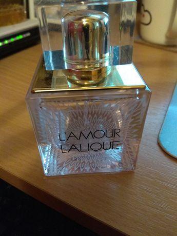 Флакон из под духов Lalique L'Amour