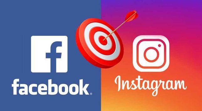 Реклама у Facebook Instagram, Безкоштовний Аудит ( Фейсбук Инстаграм )