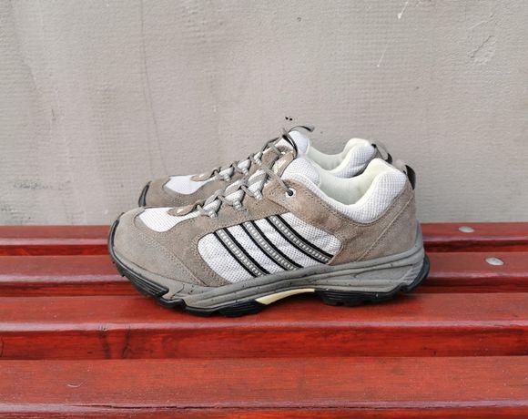 Кожаные ботинки кроссовки Adidas 40 р. Оригинал