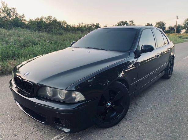BMW 530 e39 рестайлинг
