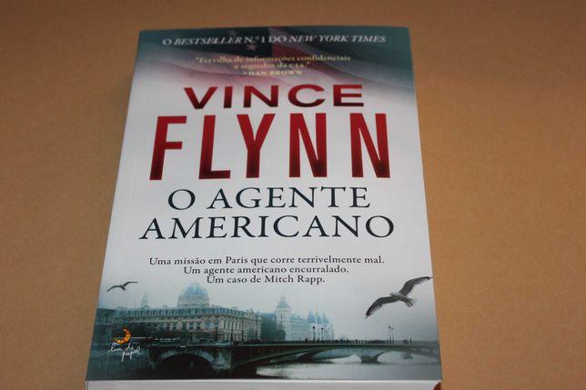 O Agente Americano// Vimce Flynn