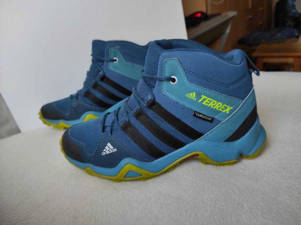 термо ботинки осень зима Adidas р.37 стелька 24см nike columbia