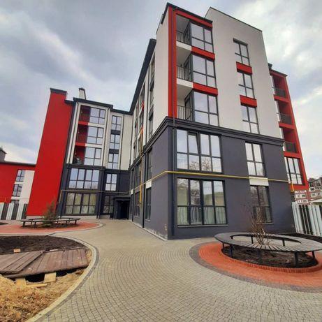 Большая 1-комнатная квартира в новом доме !