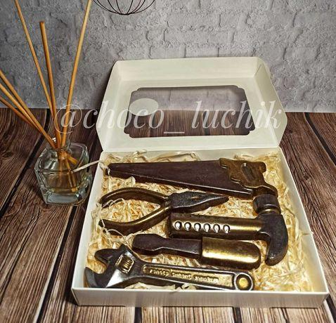 Подарочный шоколадный набор инструментов для мужчин