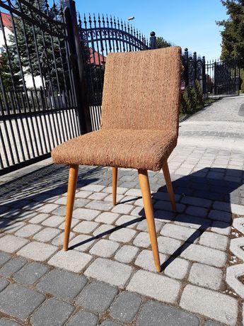 krzeslo patyczak prl lata 60