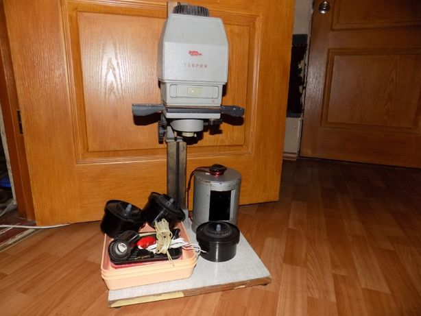 фотоувеличитель таврия
