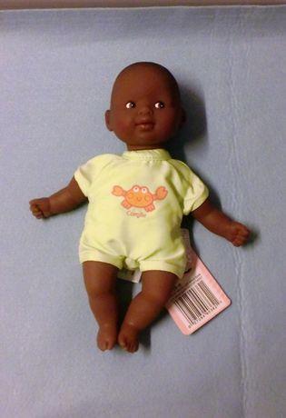 Mini boneca Corolle para o banho