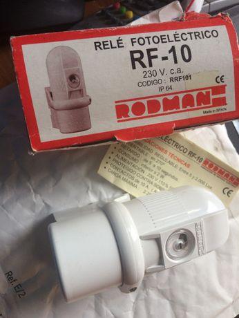 RF-10 Rele Fotoelétrico