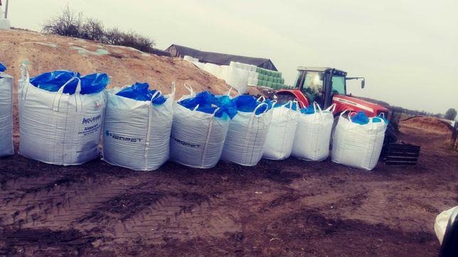 Sprzedam kukurydze gnieciona ccm w workach big bag
