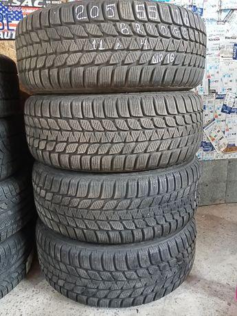 Зимові шини 205/55r16 Bridgestone blizzak комплект
