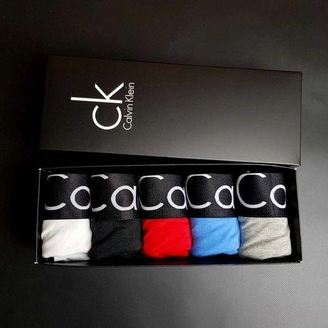 Подарочный набор мужского белья Calvin Klein 5-3 шт качество люкс