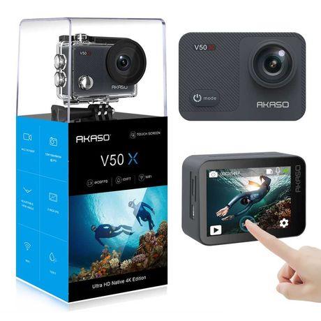 AKASO V50 X Kamera sportowa WiFi 4K