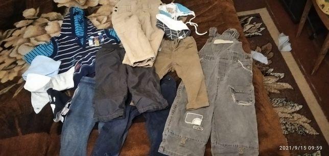 Одежда детская 1-2 года