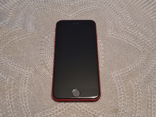 Apple iPhone SE 2020 64GB Product RED - SUPER STAN - KOMPLET
