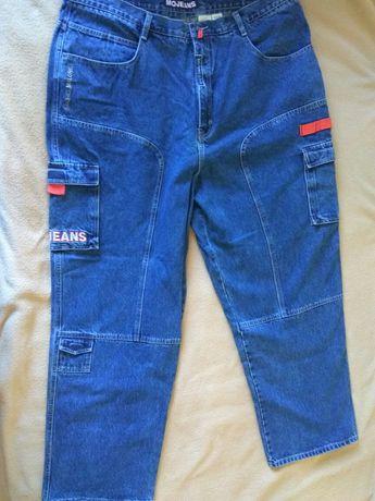 Джинсы Mo Jeans дизайнер Maurice Malone 38/34, 44/34 эксклюзив из США