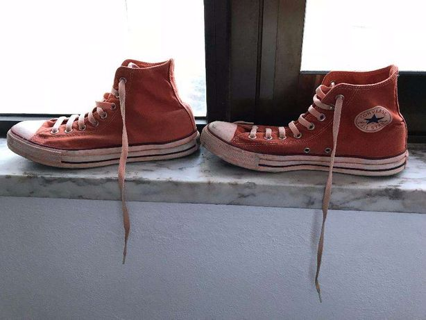 All Star Converse Laranja (NOVAS)