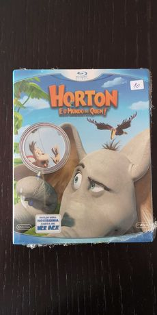 Filme - Horton E o Mundo dos Quem ! - Blu Ray