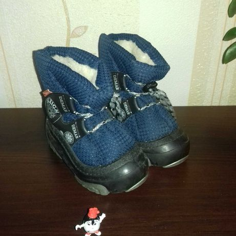 Дитячі зимові чобітки Демар