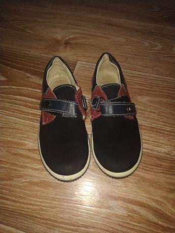 Замшевые ботинки Jordan