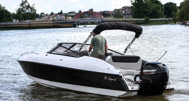 Jacht motorowy St.tropez 6 nowa rok produkcji 2021 motorówka 150km