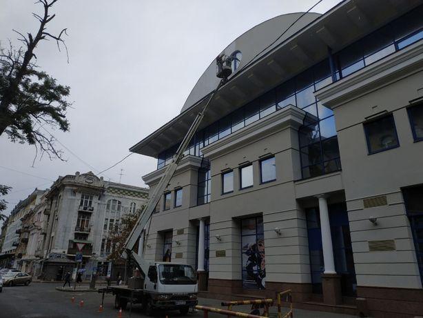 Аренда АВТОВЫШКИ до 22 метров Одесса и область