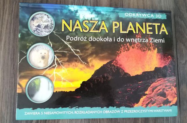 Nasza planeta. Odkrywca 3D