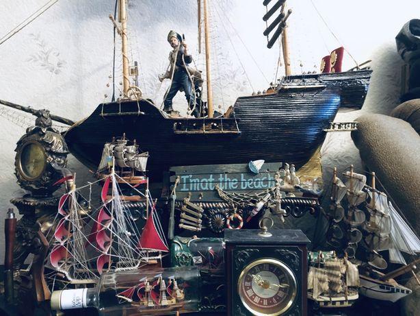 Продажа/обмен, коллекцию кораблей