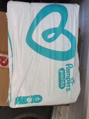 Подгузники-трусики Pampers Pants Размер 6 (15+ кг) 42 шт
