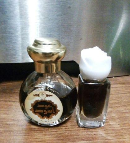 Арабские масляные духи Black oud Otoori 5мл унисекс