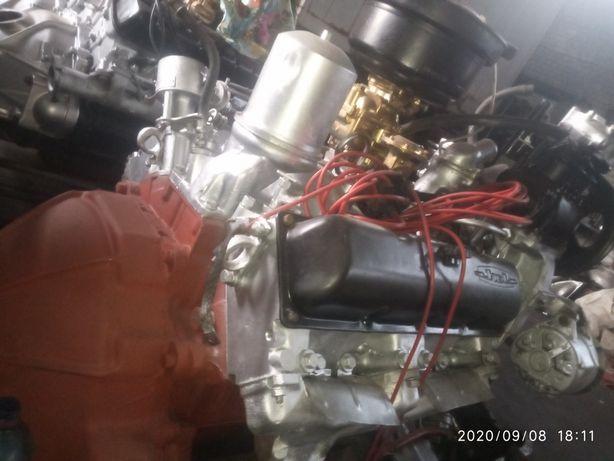 Двигатель зил 130,131 урал