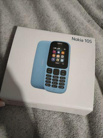 Nokia 105, nowa, TANIO.