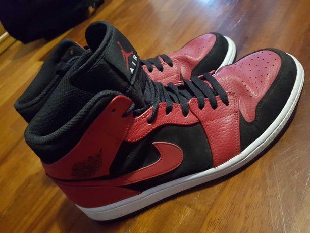 Air Jordan 1 Mid Como Novas