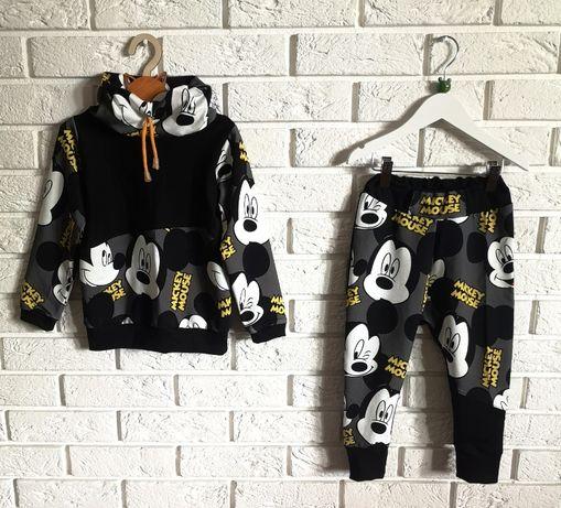 Bluz, spodnie lub komplet dresowy Myszka Miki, Minnie