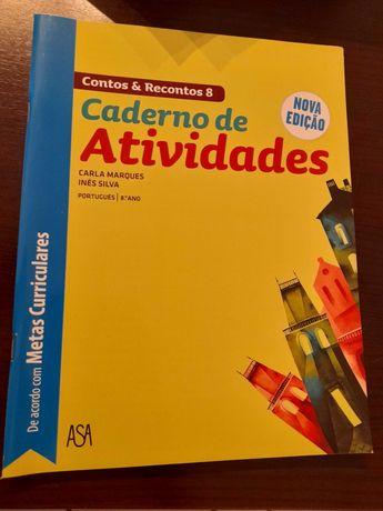 Contos e Recontos 8º Ano Caderno de Atividades
